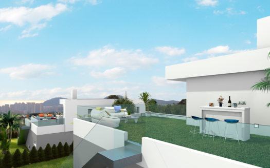 Villa en Finestrat