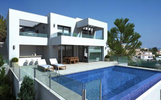 Villa for sale in Cumbre del Sol