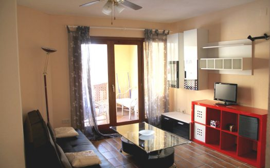 Apartment in Luis Campomanes