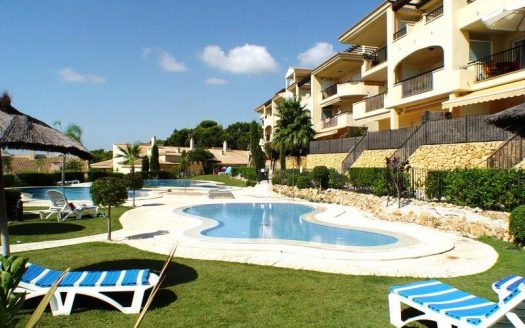 Apartment with one bedroom in Isla de Altea
