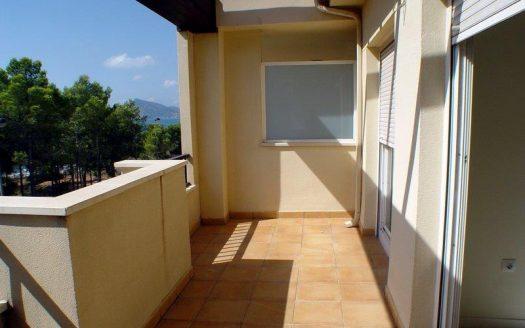 Apartment with one bedroom in Isla de Altea