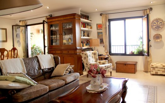 Wonderful duplex in Altea