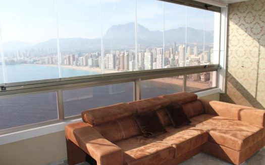 Luxury penthouse duplex in Benidorm