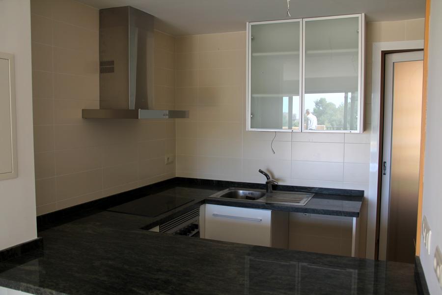 Apartment in luxury urbanization in Altea Hills