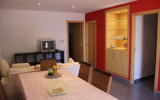 Квартира в тихом районе в Пуэбло Маскарат