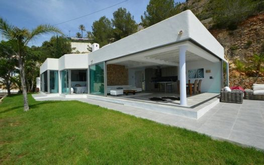 Spectacular villa in the best area of Javea