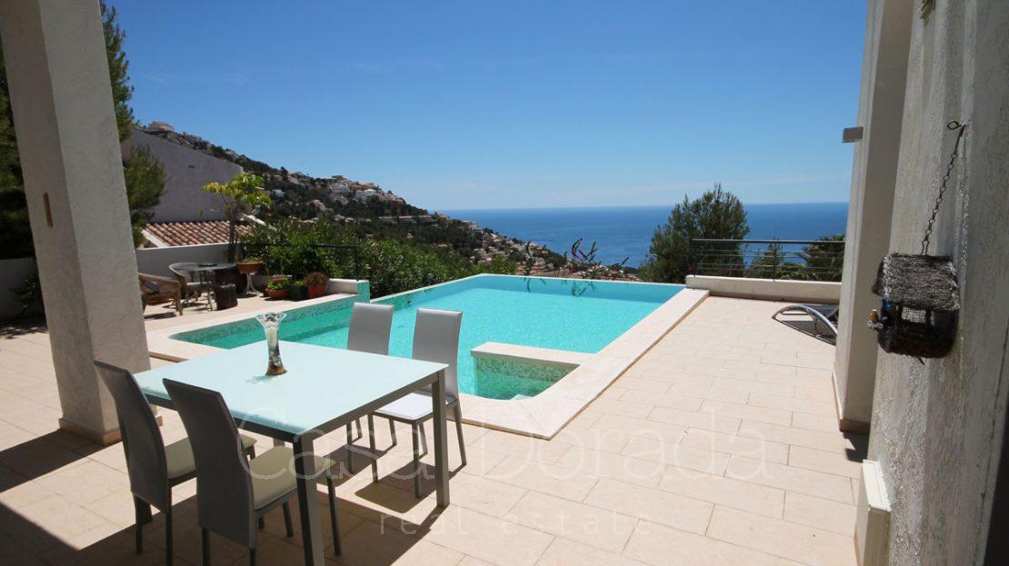 Fabulous villa in Altea Hills