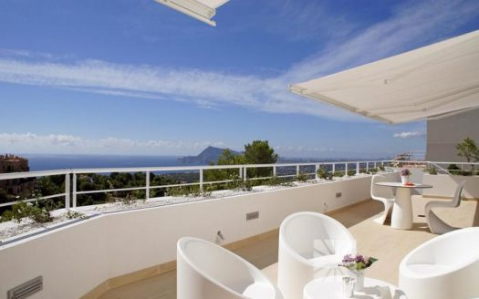 Villa Azure en Altea