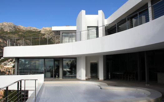 Magnificent villa in Altea Hills