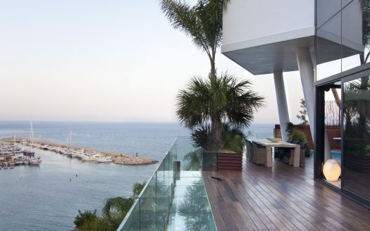 Wonderful villa in Altea