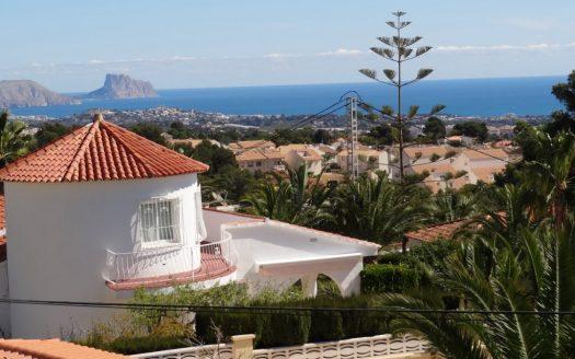 Уютная вилла в средиземноморском стиле в Ла Нусии