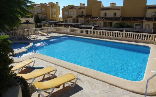 Townhouse located in Altea Hills