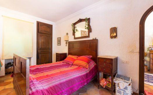 Rustic-style villa en Altea la Vella