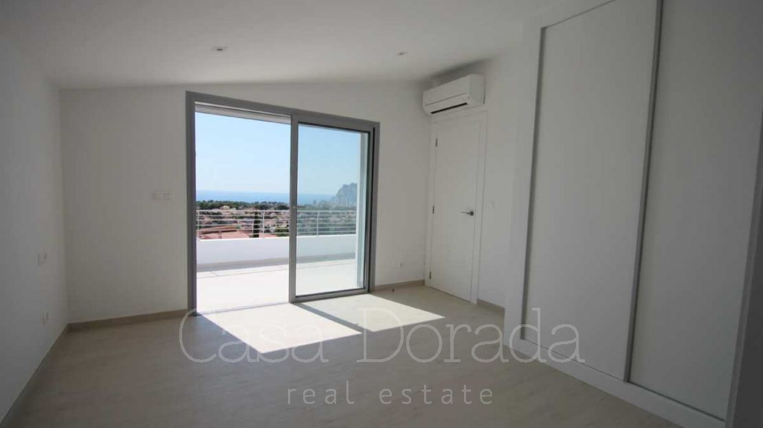 New Villa in urbanization Gran Sol Calpe