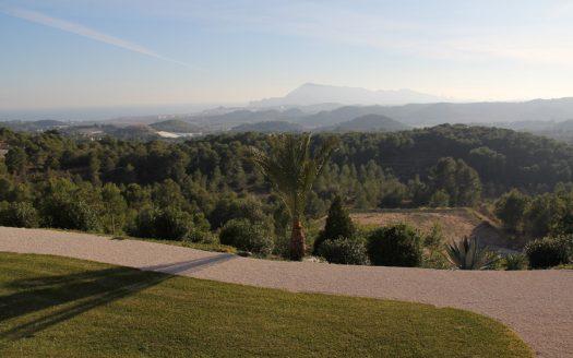 Spectacular villa in Altea
