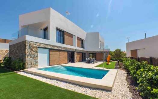Villas Finiestrat