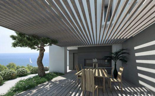Moderna villa en Sierra de Altea