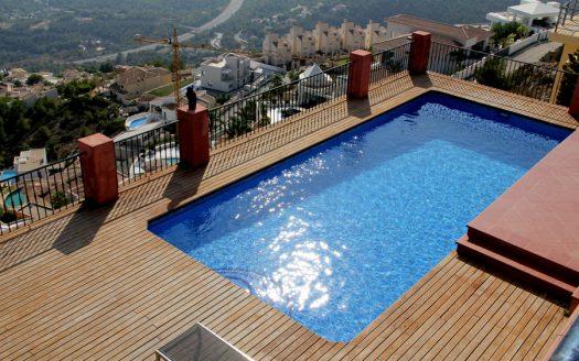 Villa estilo Mediterraneo
