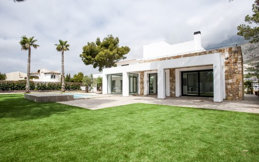 Elite villa en Altea
