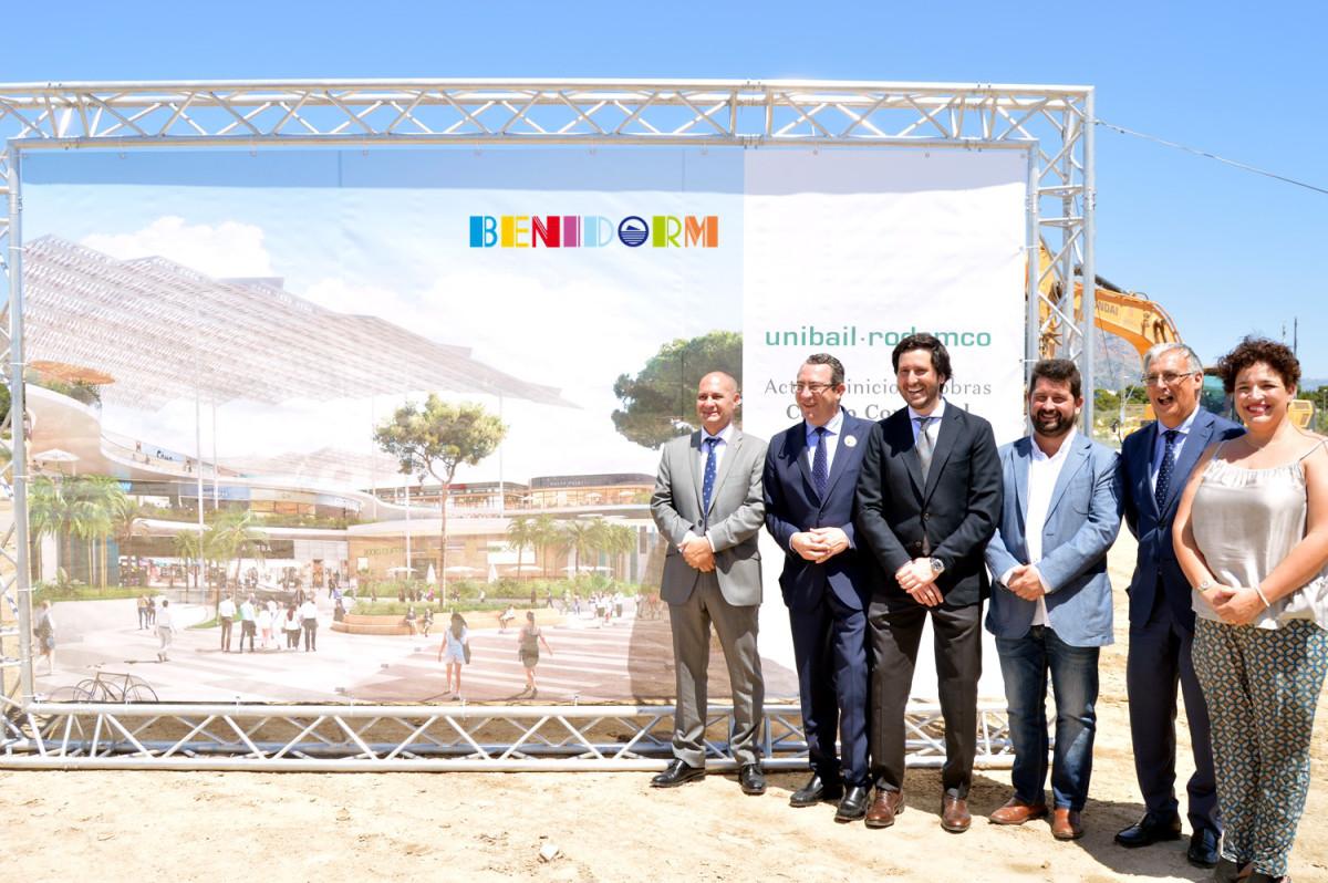 New shopping centre in Benidorm - Unibail invests 210 million in a new shopping center in Benidorm