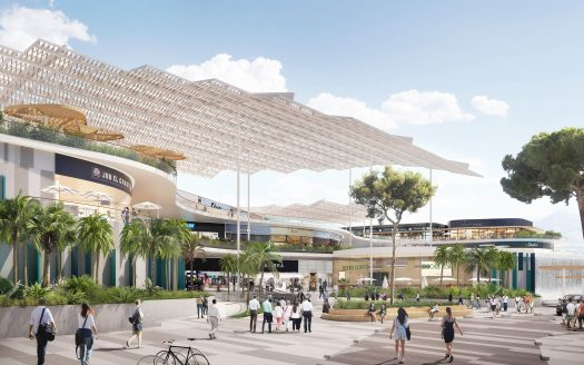 New shopping centre in Benidorm - Unibail invests 210 million in a new shopping center in Benidorm