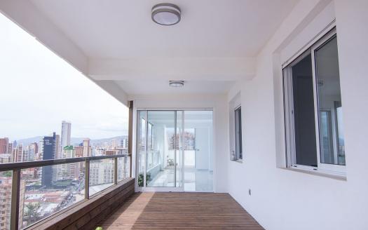 Stunning penthouse in Benidorm