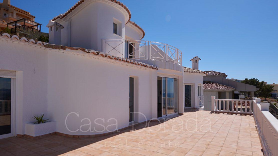 Fantastic villa in Altea Hills