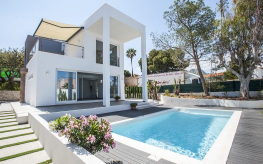 The perfect new-built villa in La Nucia