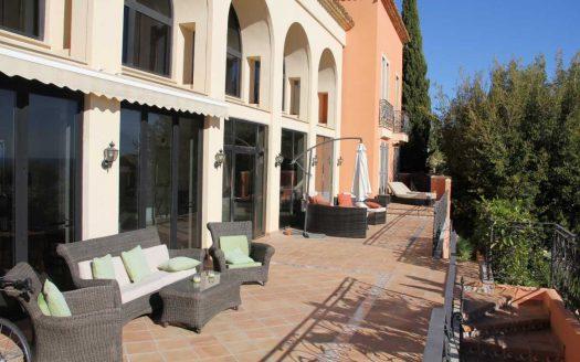 Increíble villa de lujo en la urbanización de Altea Hills