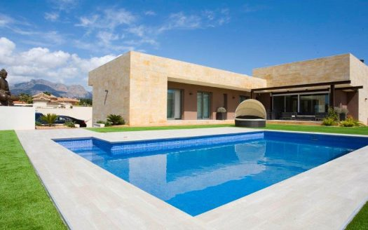 Luxury Villa in Alfaz del Pi