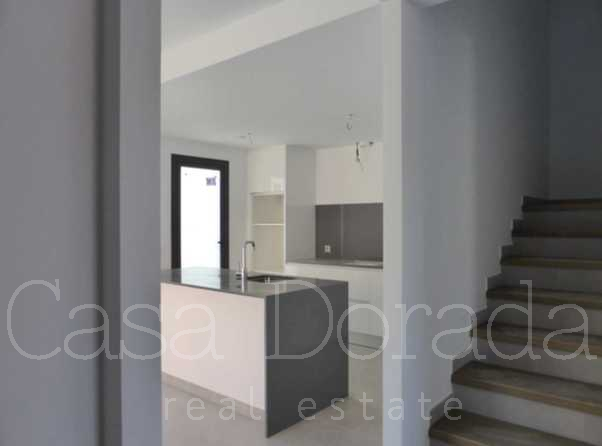 Semi-detached house in Albir