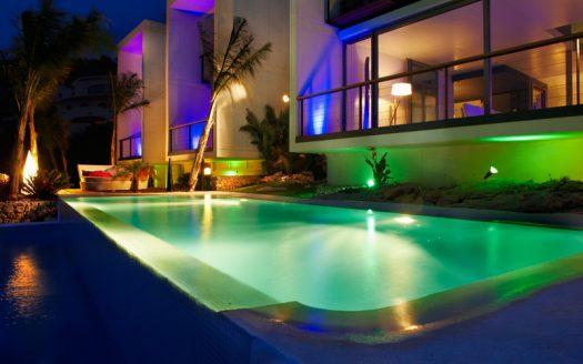Villa exclusiva de diseño en Benidorm