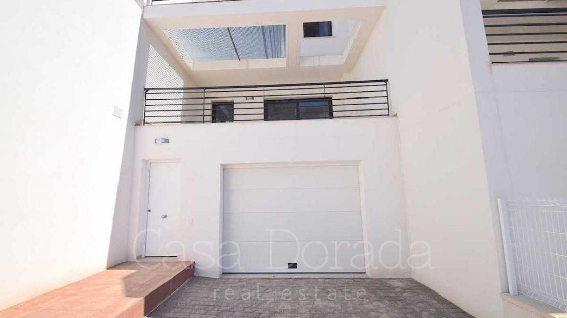 Moderno bungalow en Albir