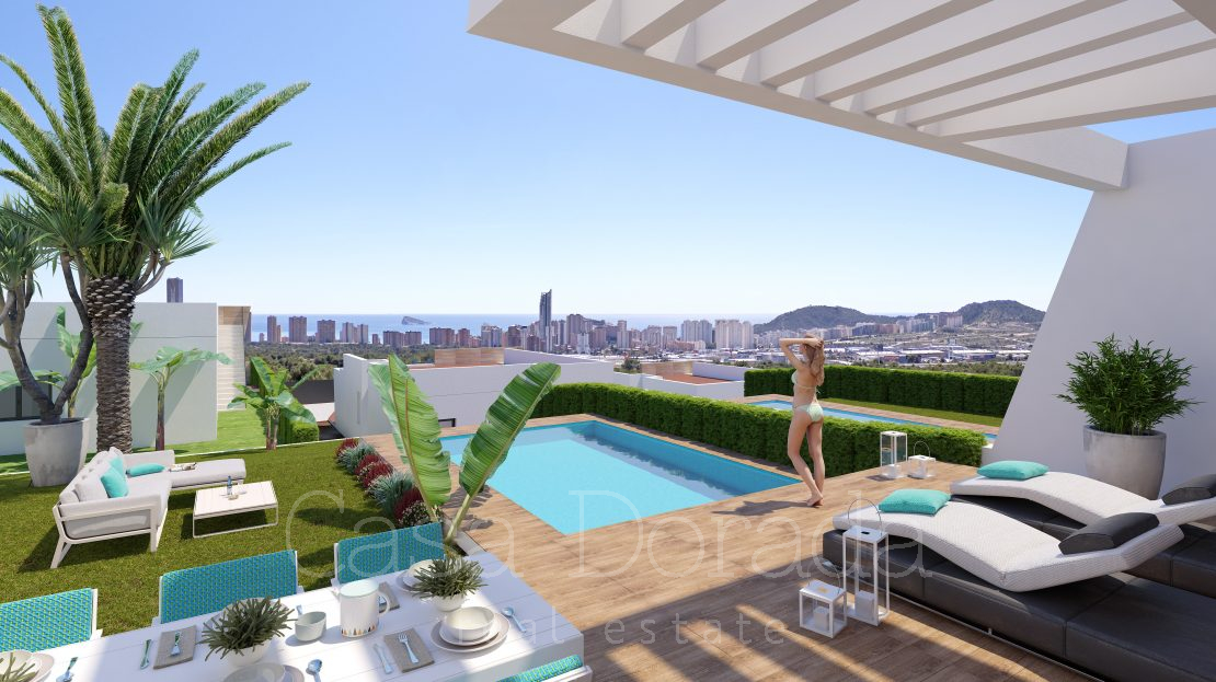 Luxury townhouses Ana Mar