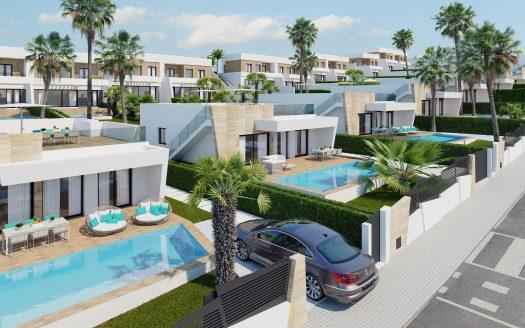 Luxury townhouses Ana Mar