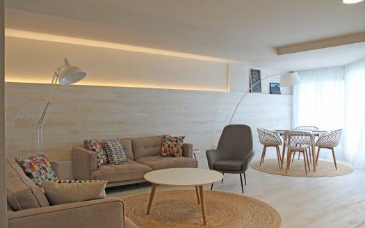 Шикарная солнечная квартира в коплексе Панорама