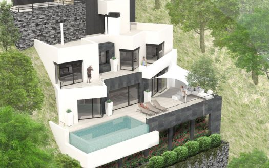 Plot in Altea Hills