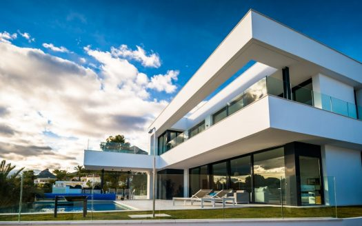 Luxury villa in La Nucia