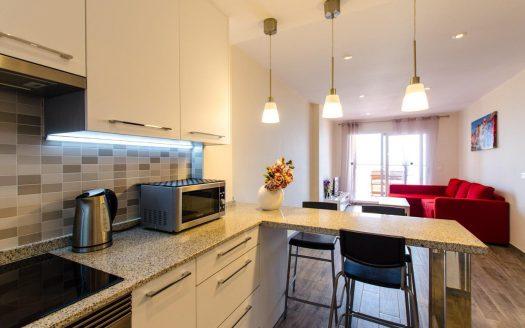 Apartamento para alquiler en Altea en el Puerto de Campomanes