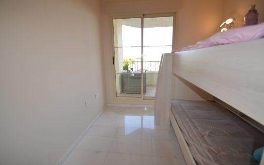 Квартира на продажу с видом на море в Сьерра Кортина