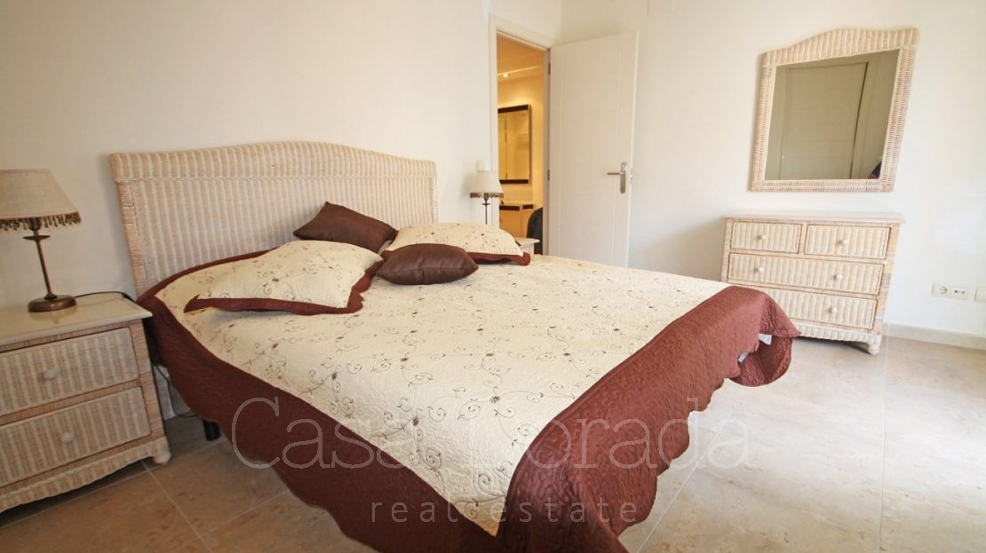 apartment in cala de villajoyosa