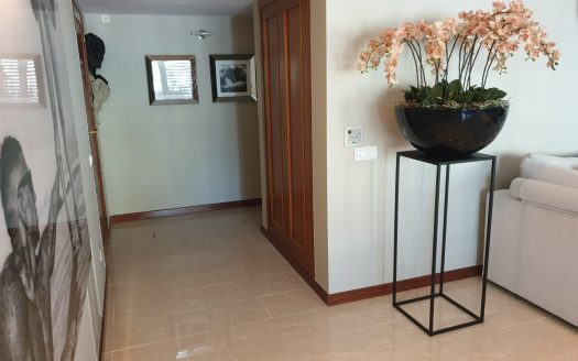 Marvellous apartment reformed with views to the port Campomanes