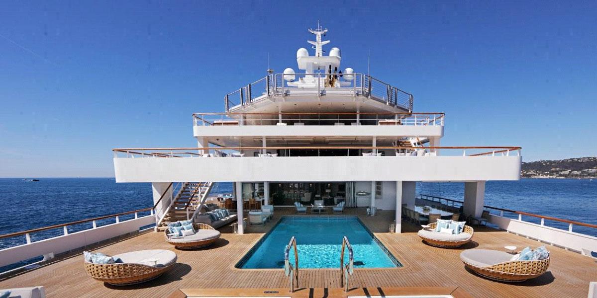 яхта-испания