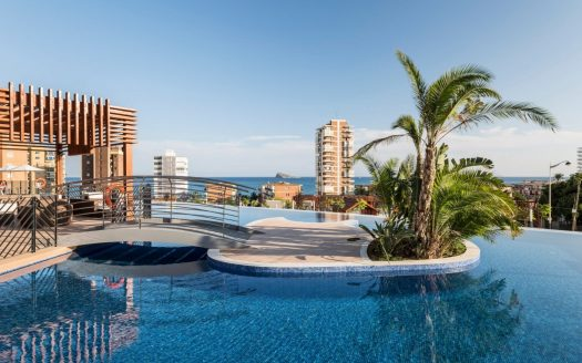 Apartment in Benidorm in Sanset Drive