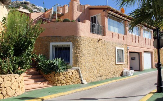 Nice bungalow in Altea Hills for sale or rent