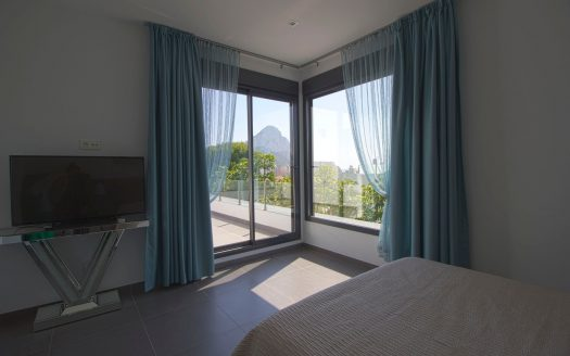 For rent beautiful villa in Calpe